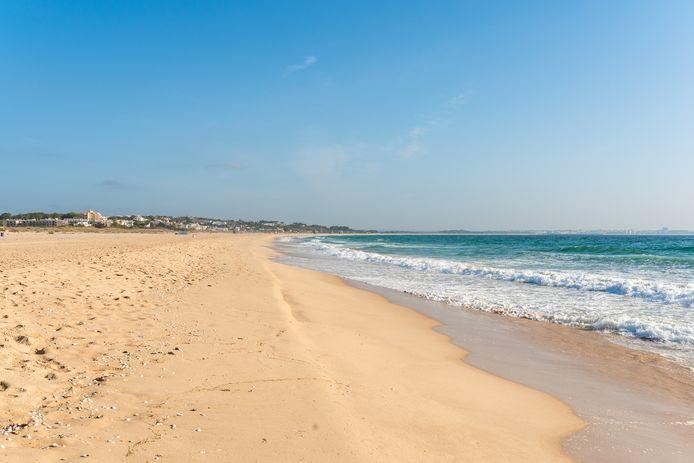 Meia Praia à Lagos (Portugal)
