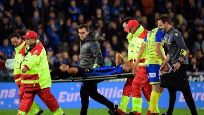 Domper voor Vossen en Club Brugge: aanvaller minstens drie maanden out