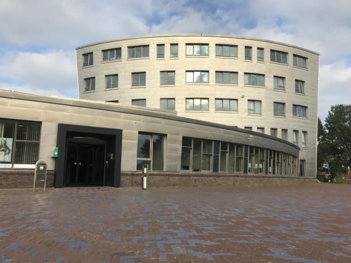 Het gemeentehuis in Zierikzee.