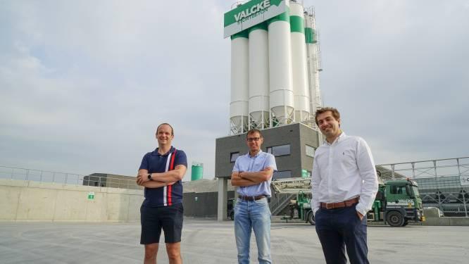Valcke Prefab Beton klaar voor toekomst met nieuwe stortbetoncentrale