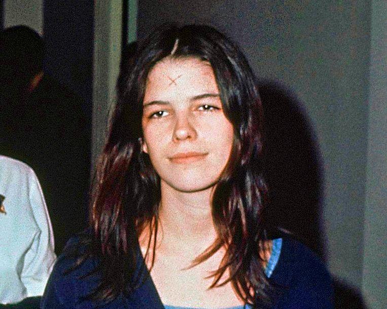 Archieffoto van Leslie Van Houten uit 1971.