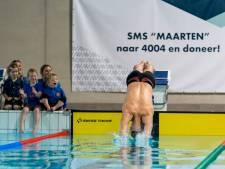 Maarten van der Weijden is begonnen aan nieuwe recordpoging: ruim 2038 baantjes in 24 uur