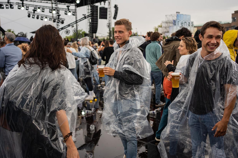 Het aantal festivals dat in Nederland met de huidige voorwaarden doorgaat is klein. Beeld BELGA