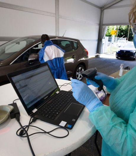 GGD in Zuidoost-Brabant breidt testcapaciteit uit: ook in Eersel teststraat in voorbereiding