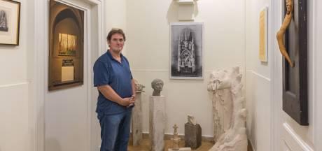 In klein Zwols museum komt alles van Thomas a Kempis bij elkaar