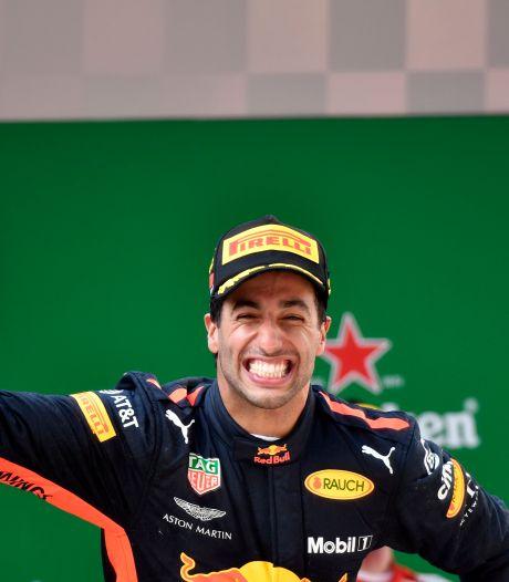 Ricciardo: Verstappen krijgt het wel weer op de rit