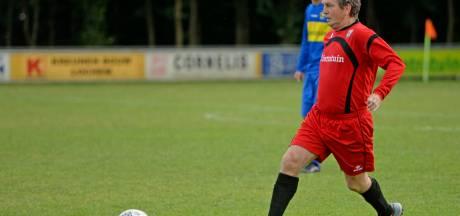 Wim Meutstege laat bij Sportclub Lochem zien voetbal niet verleerd te zijn