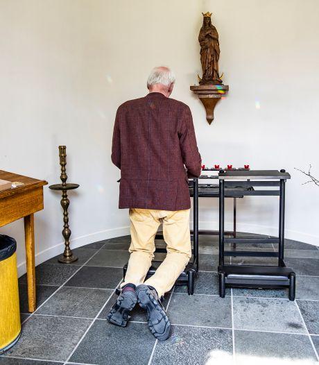 Nooit was het zo stil met Pasen op abdij Sion in Diepenveen