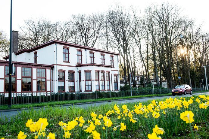 Het voormalig wasgebouw van het Apeldoornsche Bosch, een van de vier panden die nu weer gaan leven.