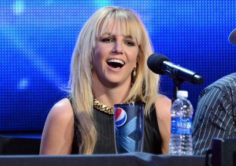 Britney Spears Beeld AFP