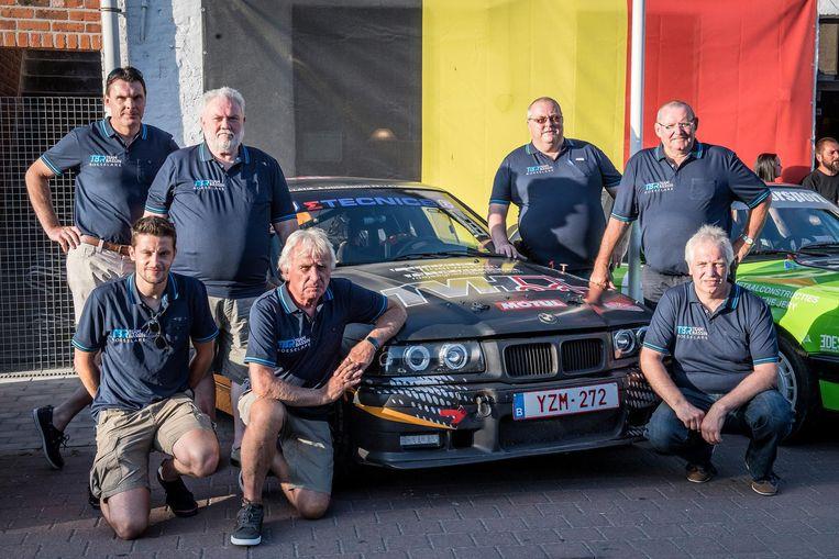 Het bestuur van de TBR rally gaat dit jaar voor een feilloze editie.