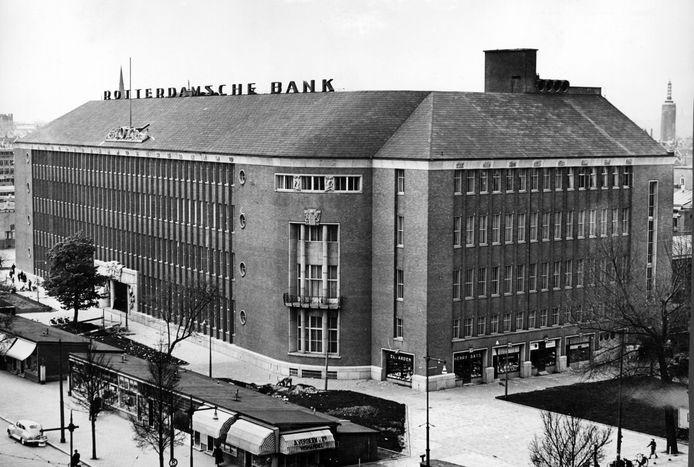 Wie herkent de karakteristieke gebouw?