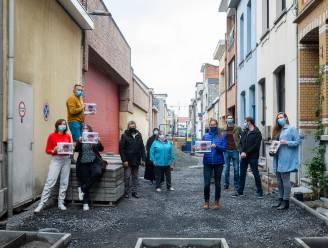 """""""Bulldozers beschadigen woningen en vijf vrachtwagens per dag door speelstraat"""": bewoners Wasstraat zijn bezorgd over aanleg 'tuinstraat'"""