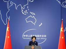 """La Chine dénonce """"l'intimidation"""" et """"l'hypocrisie"""" des Européens"""