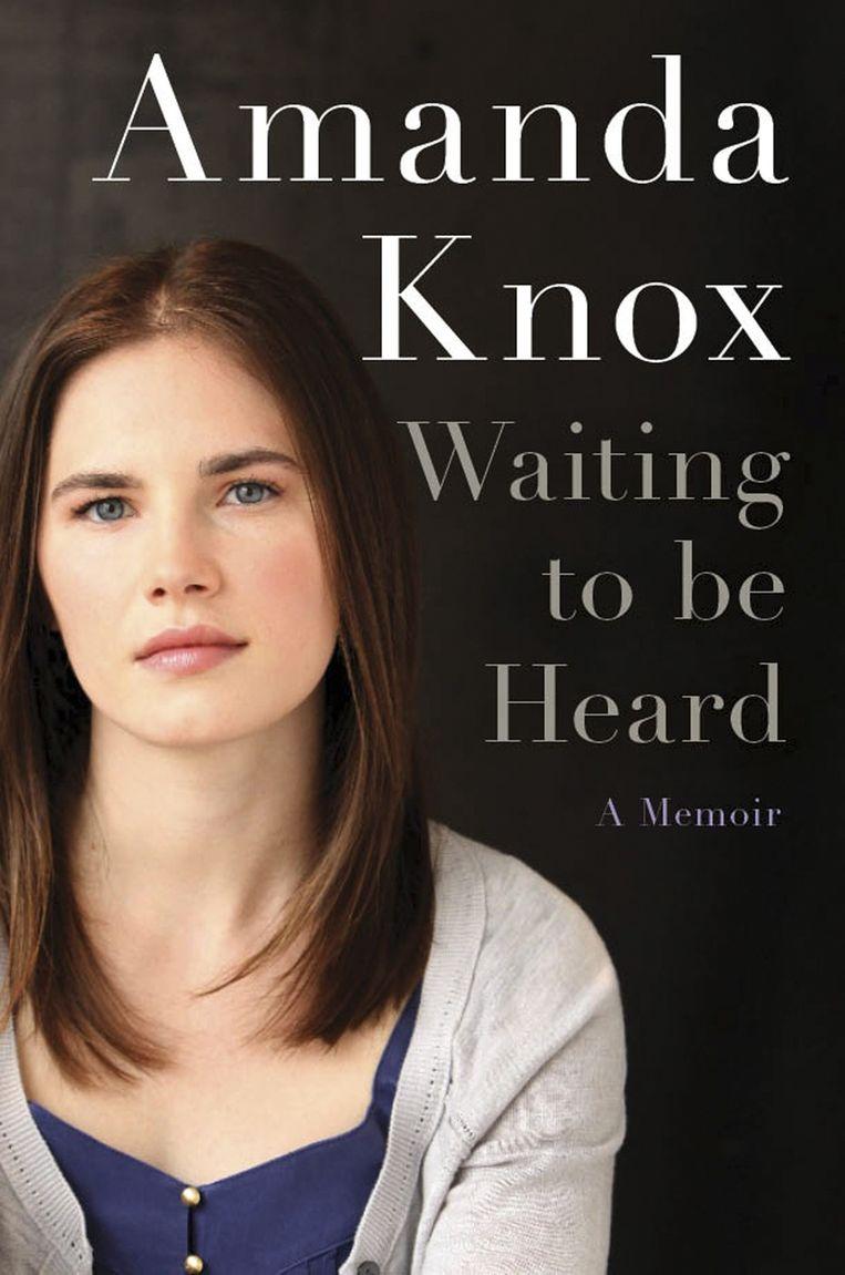 Knox' dinsdag verschenen boek over de moordzaak. Beeld reuters