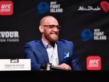 Knokmachine McGregor keert weer eens terug van pensioen: 'The king is back'