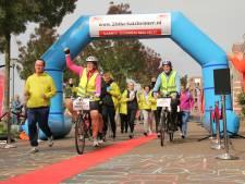 Manderveners gaan 24 uur fietsen voor goed doel