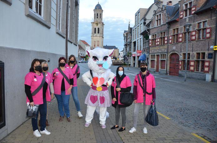 Het personeel van de pediatrie protesteerde begin deze maand nog mee voor het behoud van de dienst in Lokeren.