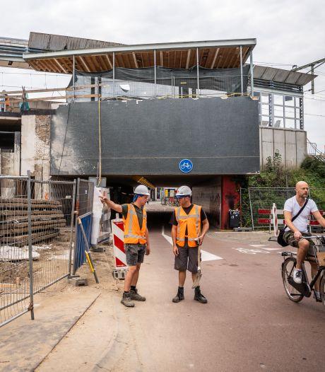 Station Arnhem Velperpoort wordt in sneltreintempo gemoderniseerd