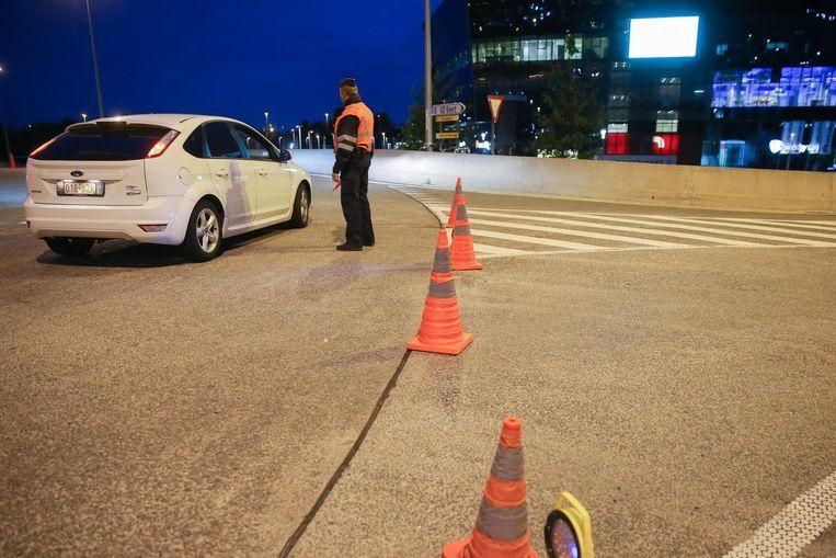 Het verkeer dat tijdens een thuismatch van AA Gent langs het stadion wil rijden, wordt omgeleid.