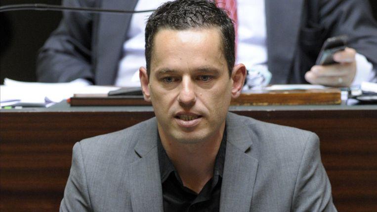 Jef Van de Bergh. Beeld PHOTO_NEWS