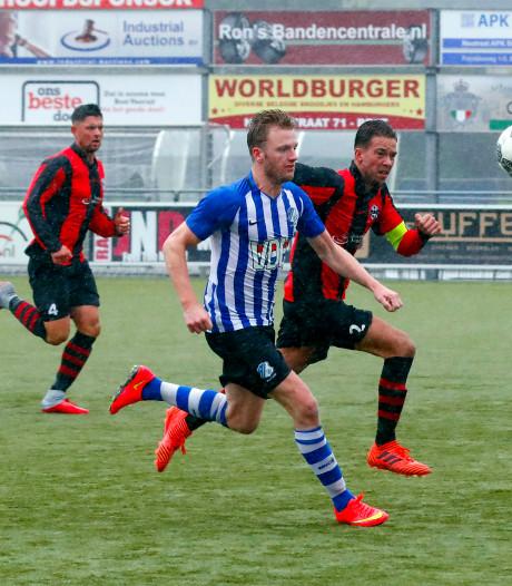FC Eindhoven uit bekertoernooi na miniem verlies bij Achilles Veen