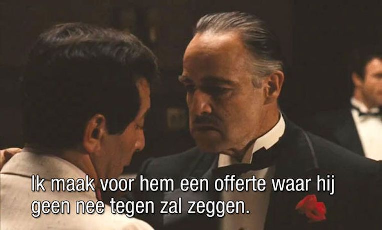 null Beeld The Godfather