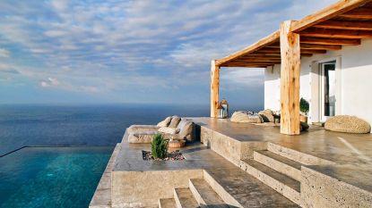Soberheid siert: deze villa laat de hoofdrol aan de fantastische omgeving