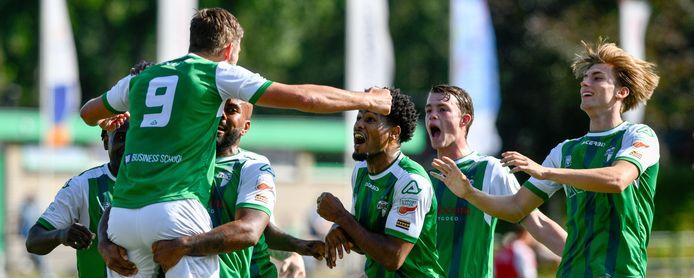 De spelers van VVOG en drie andere teams komen niet in actie in de Veluwe League.