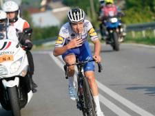Evenepoel keert terug in Giro na langdurig herstel van zware val in ravijn: 'Kijken hoe lichaam reageert'