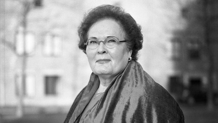 Milly van Stiphout in 2006. Beeld Karoly Effenberger