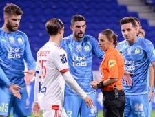 Lyon en Marseille spelen gelijk in verhitte clash, invalbeurt voor Depay