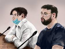 Verdachten 'live' steekpartij voor de rechter