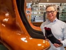 Schoenenwinkel Het Rode Laarsje stopt na meer dan een eeuw: 'Schoenen zijn minder belangrijk geworden'