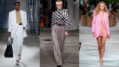 Deze 5 draagbare trends moet je onthouden van de modeweek in New York