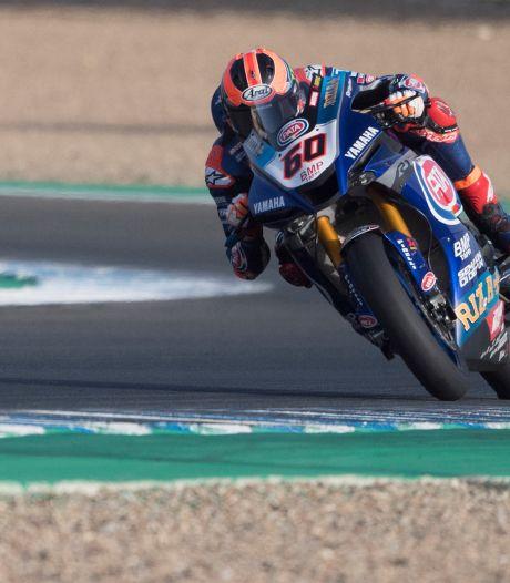Van der Mark verovert podiumplaats in Grand Prix Portimão