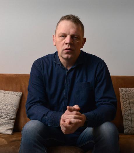 Franks zoon uit Enschede wil hem niet meer zien na scheiding: 'Ik ben hem kwijt'