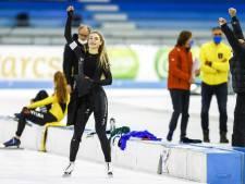 Terugkeerde Poltavets: 'Schaatsen heeft stilgestaan in Nederland'