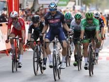 Geen nieuw succes in Vuelta voor Jakobsen: Philipsen is Nederlander voor tweede keer te snel af