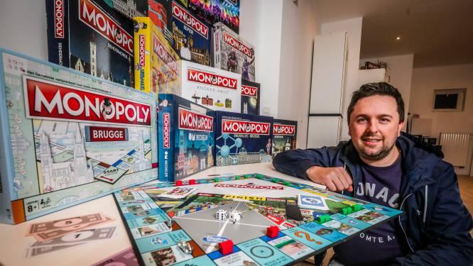 """Monopoly blijft z'n gamma uitbreiden: """"Binnenkort hebben ook voetbalclubs een eigen spel"""""""