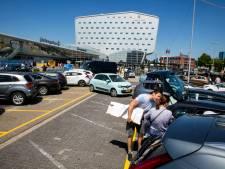 Parking Eindhoven Airport: Geen enorme parkeerflat, maar meerdere gebouwen