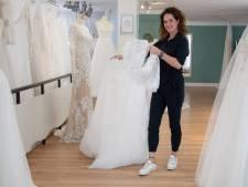 Bruidsmodezaak LaDonna sluit na tien jaar de deuren: 'Bijna niemand trouwt sinds coronatijd'