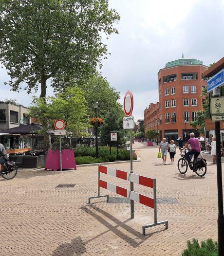 Centrale deel van Grotestraat in zomervakantie dicht voor autoverkeer, 'gehandicapten in de problemen'