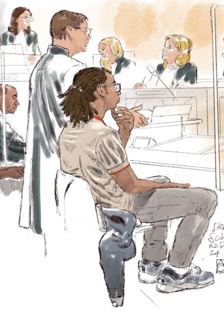 OM: Stekende beweging die 'Chuchu' bij drillrapruzie doodde kwam niet van Roan W. (20), toch blijft hij in de cel