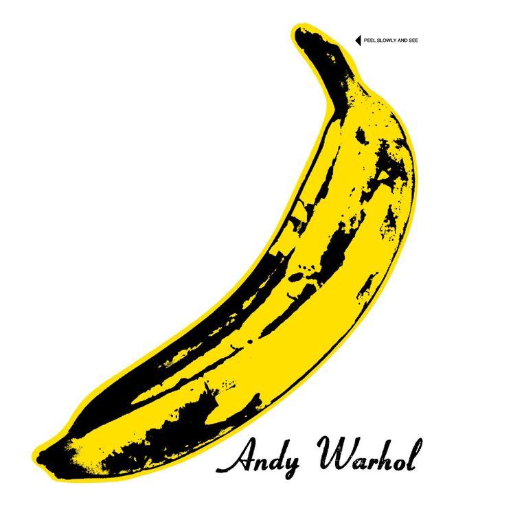 The Velvet Underground & Nico door Andy Warhol. Beeld rv