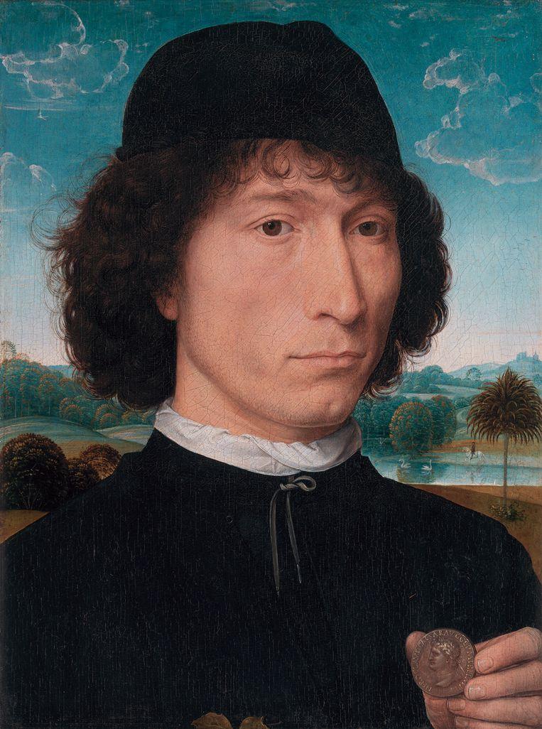 Bernardo Bembo, door Hans Memling Beeld Hans Memling via Wikimedia