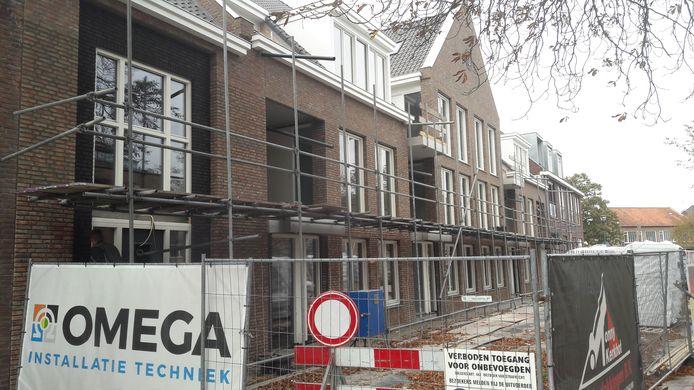 Het Anker bestaat uit vijftien appartementen in het centrum van Schijndel. Hier stond voorheen onder meer een apotheek.