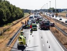 Jeanelyn (52) legt uit waarom ze dodelijke ongeluk op A58 filmde: 'Dat hoort nu eenmaal bij deze tijd'