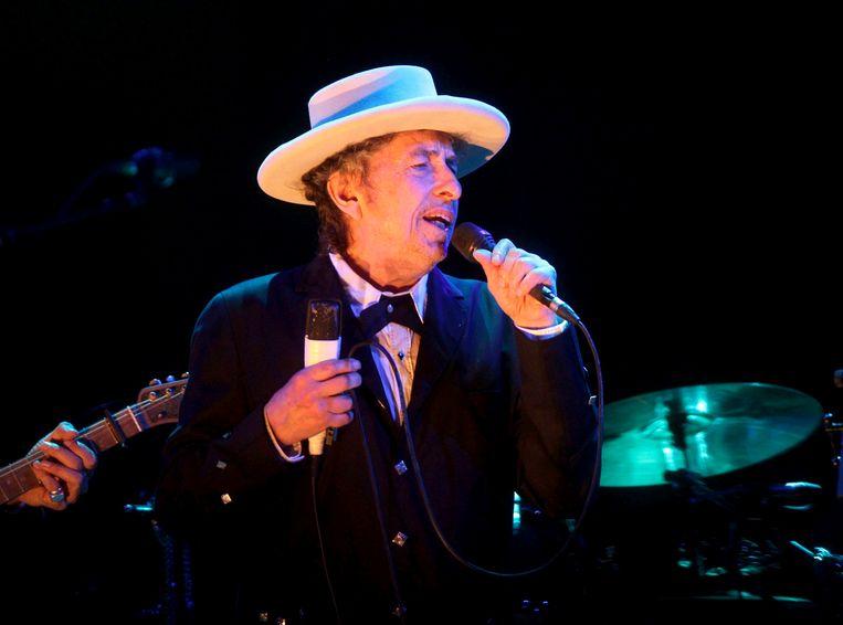 Bob Dylan Beeld EPA