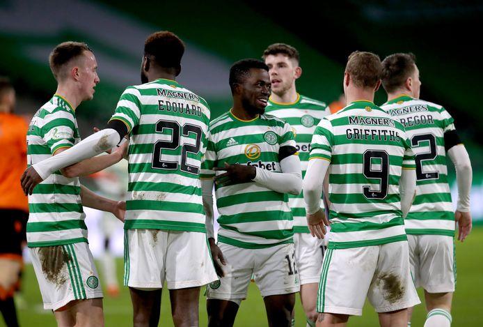 Celtic staat dit jaar een keer niet bovenaan in de Schotse Premier League.